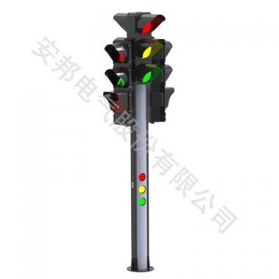 一体化组合式信号灯A杆(方倒计时)