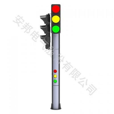 一体化组合式信号灯B杆