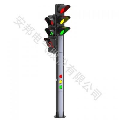 一体化组合式信号灯B杆(方倒计时)