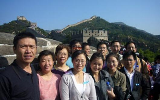 安邦北京四日游